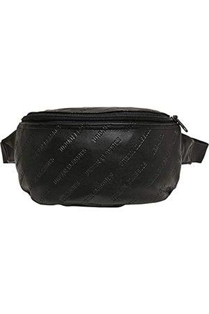 Urban classics Unisex Leather Imitation Hip Bag Accessoire, Black