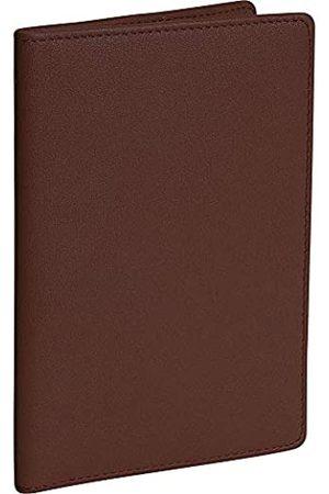 Royce Leather Reisepasshülle und Organizer für Reisedokumente aus Leder - 200-COCO-5