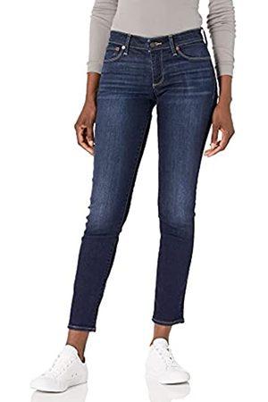 Lucky Brand Damen Mid Rise Sweet Straight Jeans, -Twilight Blue