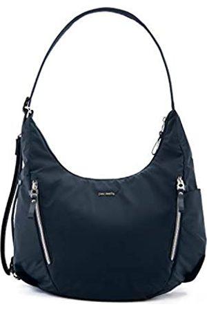 Pacsafe Stylesafe Convertible Crossbody und Schultertasche, Umhängetasche für Damen, Handtasche mit Diebstahlschutz, Sicherheits-Features - 10 Liter, Uni