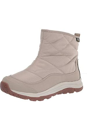 Keen Damen Terradora 2 Ankle Pull-On Wp Schneestiefel, Plaza Taupe/Silver Birke