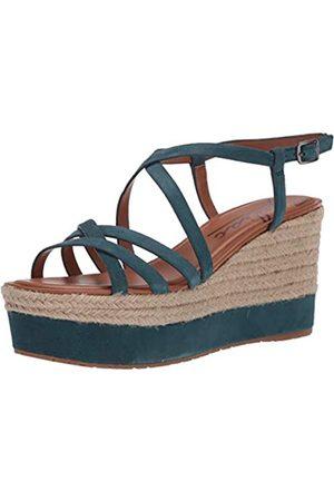 Zodiac Damen-Sandalen mit Keilabsatz