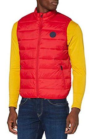 JACK & JONES Herren JJEMAGIC Bodywarmer Collar STS-12173754 Weste