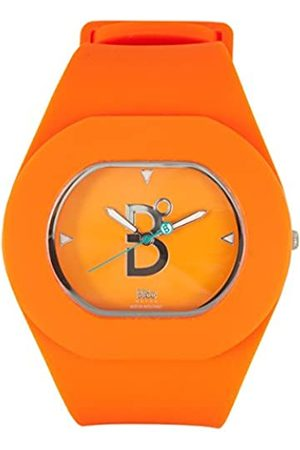 B360 Unisex-Armbanduhr B COOL Orange Medium