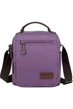 mygreen Unisex Casual Retro Small Messenger Bag Shoulder Crossbody Bags Purse