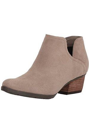 Blondo Women's Victoria Waterproof Rain Shoe, Mushroom Suede
