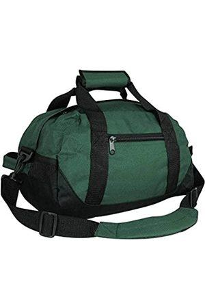iEquip Seesack, Turnbeutel, robuste Reisetasche, zweifarbig ( – klein (35,6 x 21,6 x 21