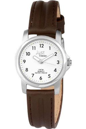 Just Watches Just Damen-Armbanduhr Quartz 48-S9227-WH-BR