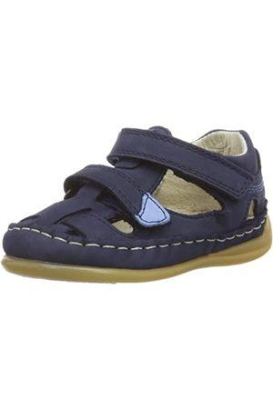 Froddo Jungen Boy Open Shoe G2180015 Mokassin, (Dark Blue)