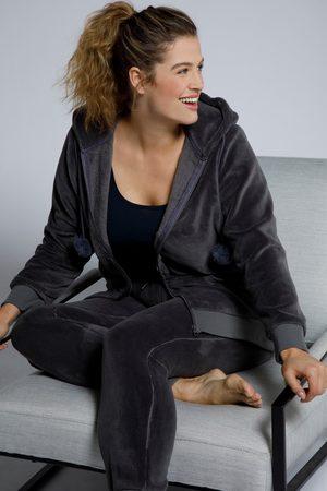 Ulla Popken Homewear-Jacke, Damen