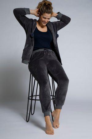 Ulla Popken Homewear-Hose, Damen