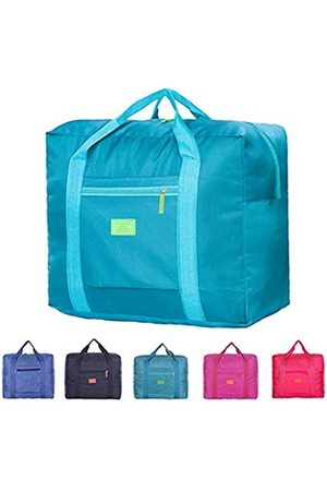 Unova Reisetasche, leicht, faltbar, Nylon, wasserabweisend, Turnbeutel
