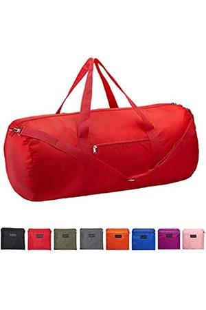 Vorspack Duffel Bag 28 Zoll Faltbare Leichte Turnbeutel mit Innentasche für Reisen Sport