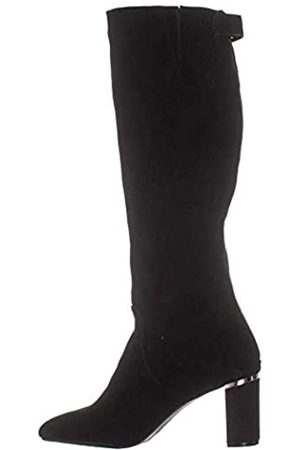 Alfani Frauen Nessiil Pumps Rund Leder Fashion Stiefel Groesse 5.5 US /36 EU
