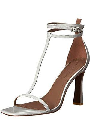 BCBG Max Azria Damen Ina T-Strap Dress Sandalen mit Absatz