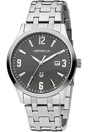 ORPHELIA Herren-Armbanduhr Ivoire Analog Quarz Edelstahl