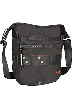 Larswon Umhängetasche Aktentasche Laptoptasche Kleiner 12 13 Zoll Messenger Bag Herrentasche Damentaschen