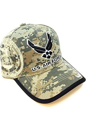 Cap & City United States Air Force Licensed 3D Embroidered Hat Cap