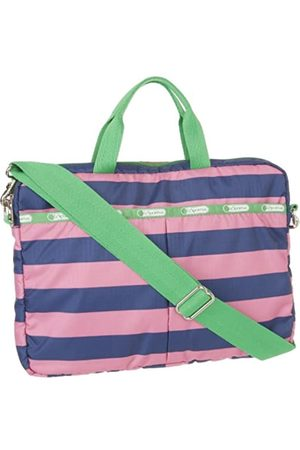 LeSportsac 13 Zoll Laptoptasche, Pink (Rugby)