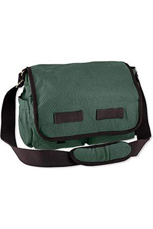 CB STATION Lakelynn Harbor Messenger Bag für Herren Damen Canvas Crossbody Schule College Übernachtung Laptop Tasche