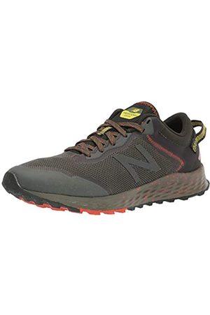 New Balance Herren Fresh Foam Arishi V1 Trailrunning-Schuhe, Dark Blaze/Black
