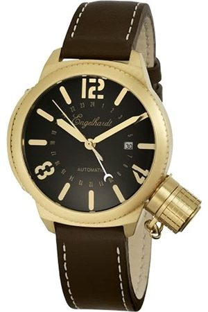 Engelhardt Herren-Uhren Automatik Kaliber 10.500 385701029073