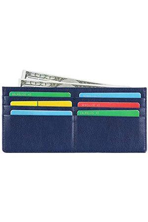 XEYOU Damen Kreditkartenetui Slim Lang Reißverschluss Tasche Geldbörse für Münzen, Quittungen, Bargeld