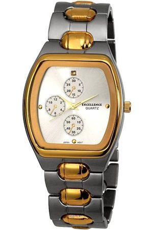 Excellanc Herren-Uhren mit Metallband 280012500128
