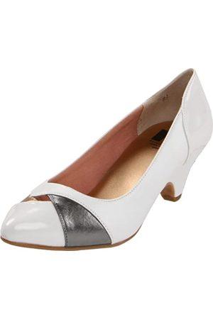 BC Footwear Damen Pumpe, Weiá