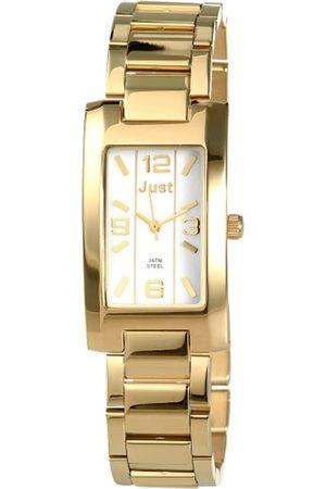 Just Watches Damen-Armbanduhr XS Analog Edelstahl 48-S6425-GD