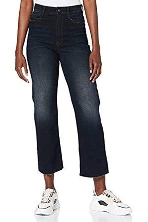 G-Star Damen Jeans Tedie Ultra High Waist Straight