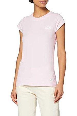 HIKARO Damen T-Shirts, Polos & Longsleeves - Damen T-Shirt mit rundem Ausschnitt, 40
