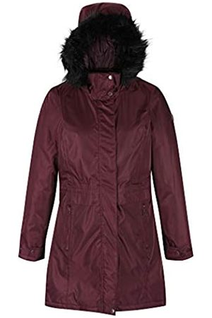 Regatta Damen Lexis Waterproof Breathable Taped Seams Lined Insulated Hooded Jacket Jacke