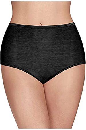 Vanity Fair Damen Illumination Brief Panty 13109 Unterhose, -Midnight Black