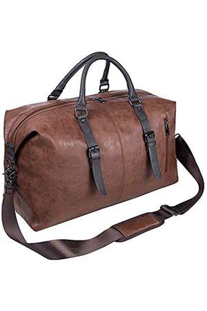 seyfocnia Übergroße Reisetasche aus Leder