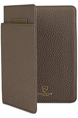 Vaultskin Kensington Reisepasshülle aus Leder mit RFID-Schutz (Matt )