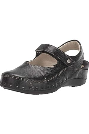 Wolky Comfort Clogs 06015 Strap Cloggy