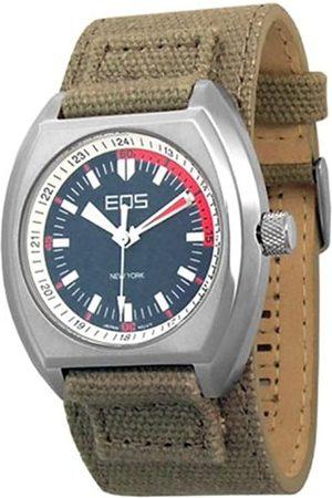 EOS New York Unisex-Armbanduhr Camper 13SGRYBLU