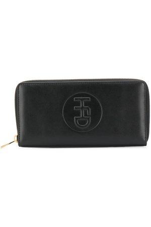 Honey Fucking Dijon Geldbörsen & Etuis - Portemonnaie mit Logo-Prägung
