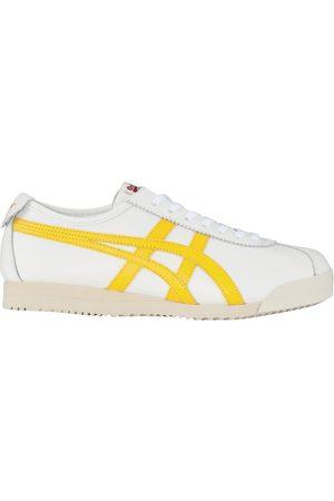 Onitsuka Tiger LIMBER NM Sneaker für Damen von in Offwhite und Gelb. DerSchuhin harmonischer Farbgebung kombiniert den sportiven Look hin zu.... Mehr Details bei Lodenfrey.com