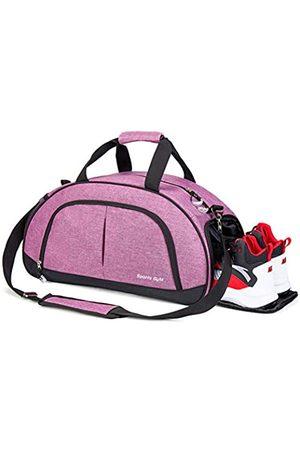 XIUNG·LOUIIS Sporttasche Sporttasche mit Nasstasche für Damen und Herren Reisetasche mit Schuhfach