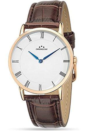 Chronostar WatchesHerrenAnalogQuarzUhrmitPUArmbandR3751257002