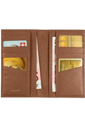 Lucrin Kreditkartenhülle Brieftasche Für 12 Kreditkarten - Färsenleder
