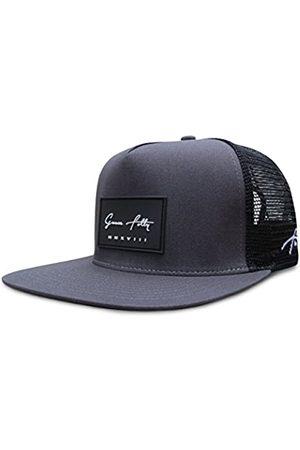 Grace Folly Trucker Mütze für Damen & Herren Snapback Mesh Caps - Grau - Einheitsgröße
