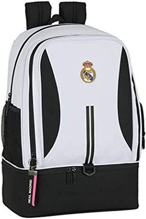Safta Umhängetasche mit Außentasche von Real Madrid 1. Ausrüstung 20/21 - M825