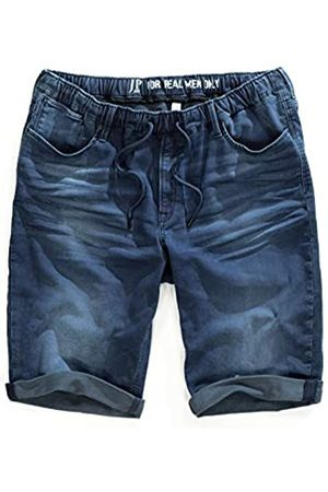 JP 1880 Herren große Größen Jeans-Bermuda FLEXNAMIC® L 790262903-L