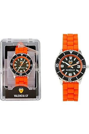 CF Valencia ValenciaC.F.Unisex-ErwachsenerAnalogDigitalAutomatikUhrmitKunstlederArmband68601