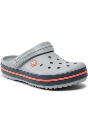 Crocs Crocband 11016 Light Grey/Navy