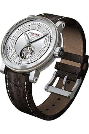 Formex 4 Speed Herren-Armbanduhr XL AT480 Analog Automatik Leder 480.1.6340