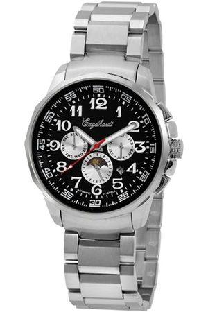 Engelhardt Herren-Uhren Automatik Kaliber 10.350 388721028004